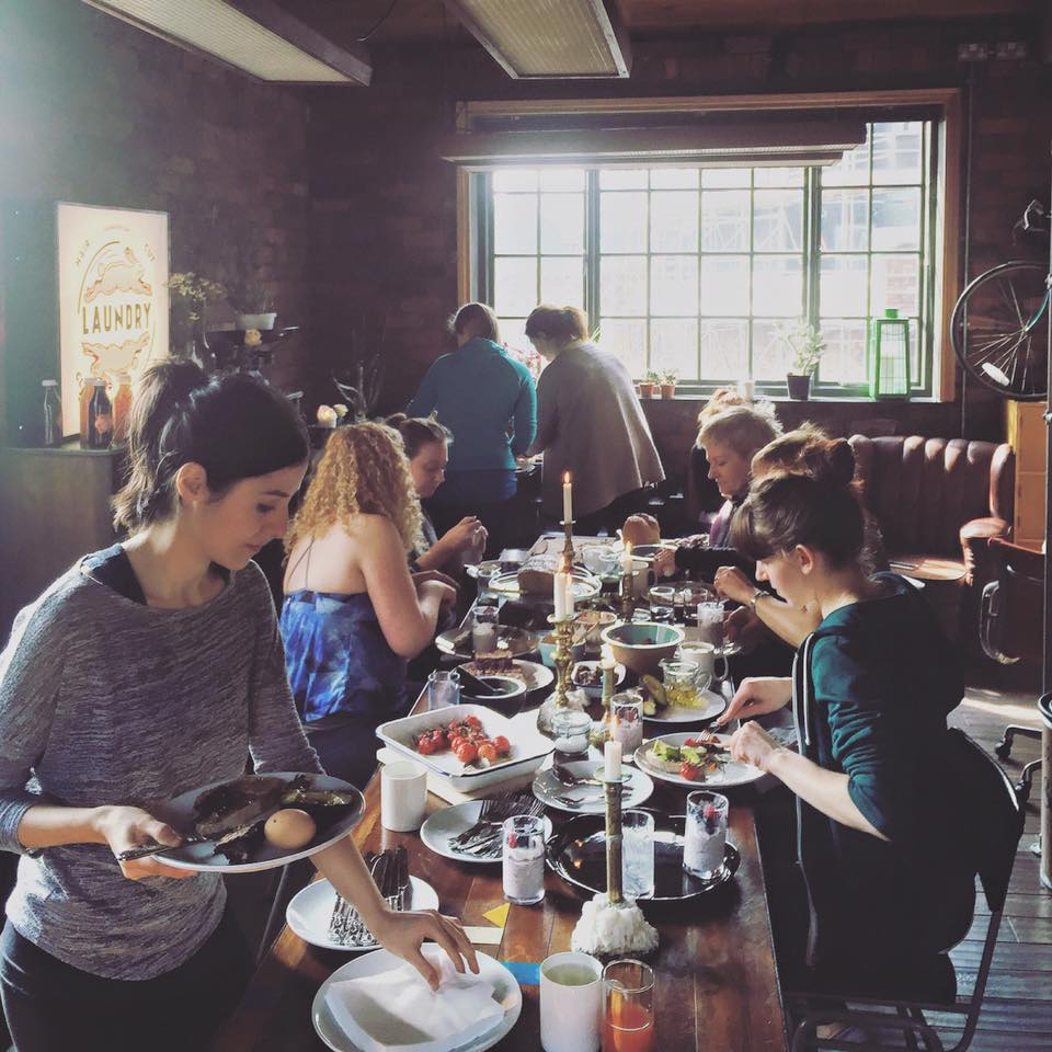 Yoga Brunch was Amazing! - Image 1