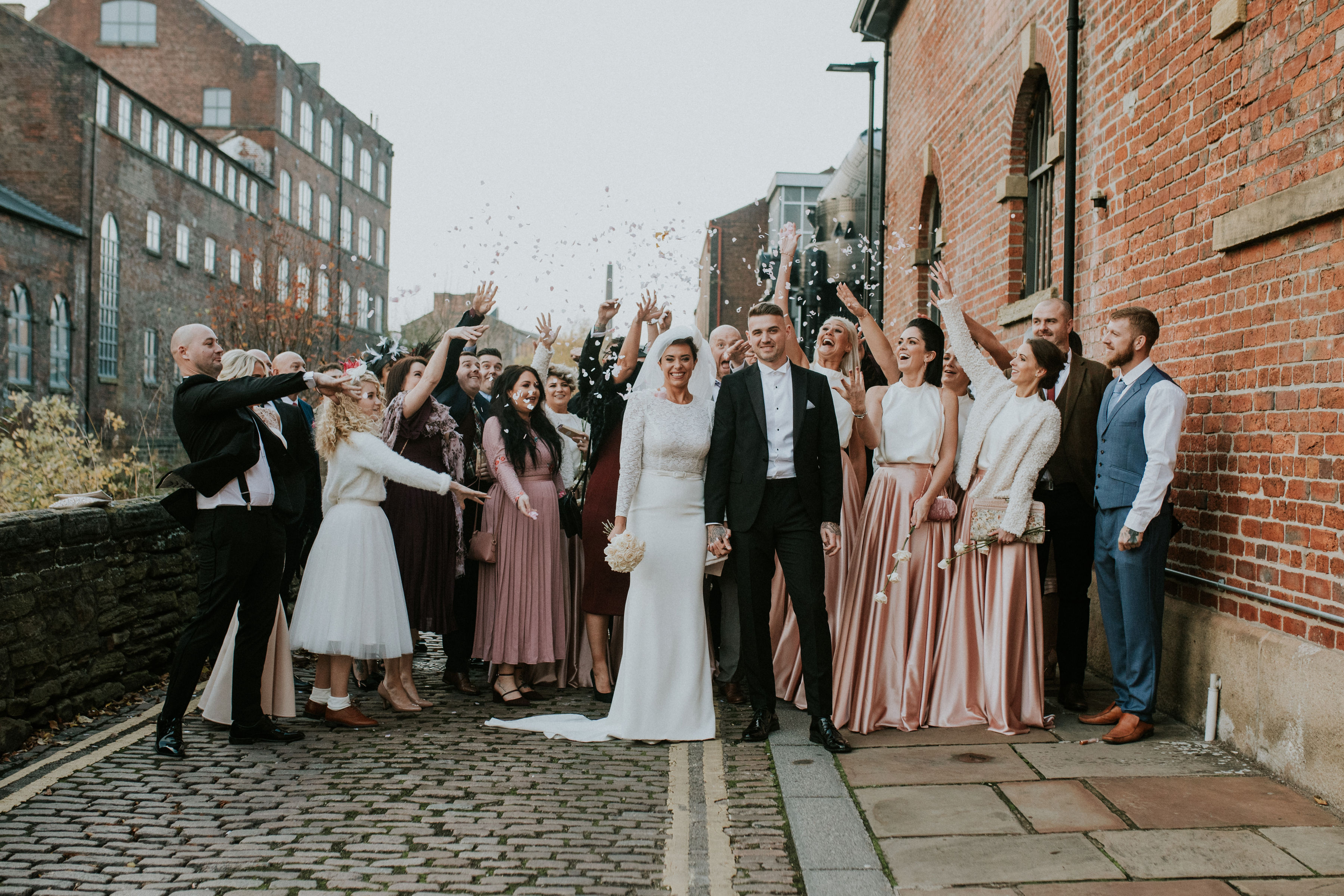 Marriages and Civil Partnerships at The Chimney House, Sheffield - Image 1