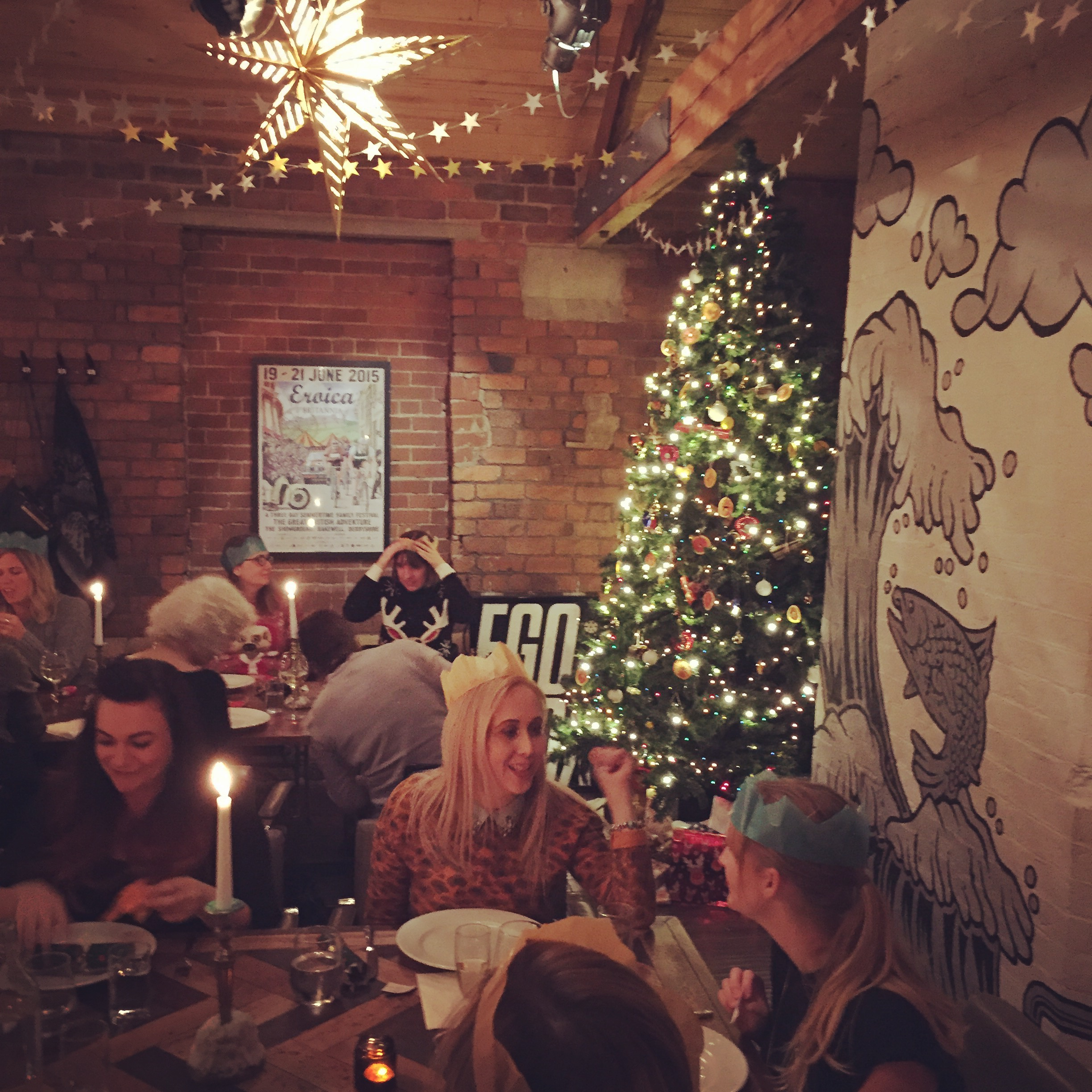 Baby Showers Sheffield ~ Christmas private dining works party sheffield yorkshire