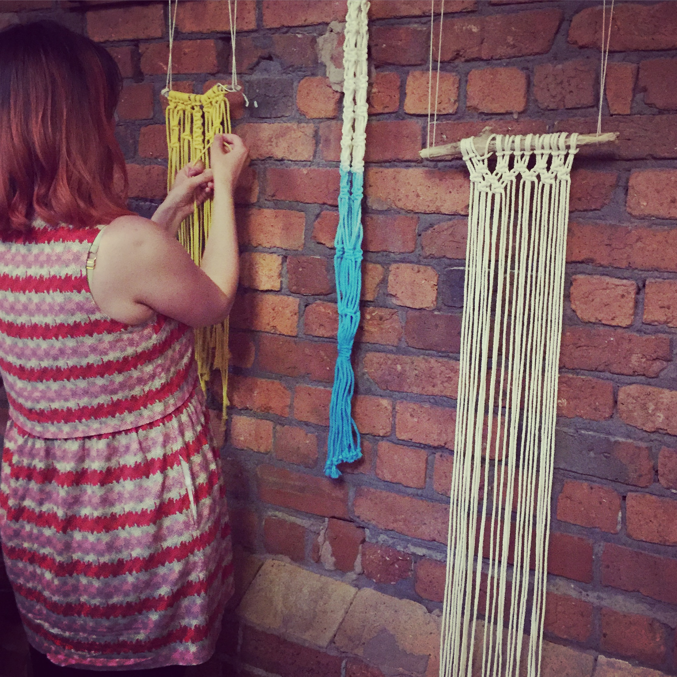 Macramé Craft Evening with Mama Social - Image 1