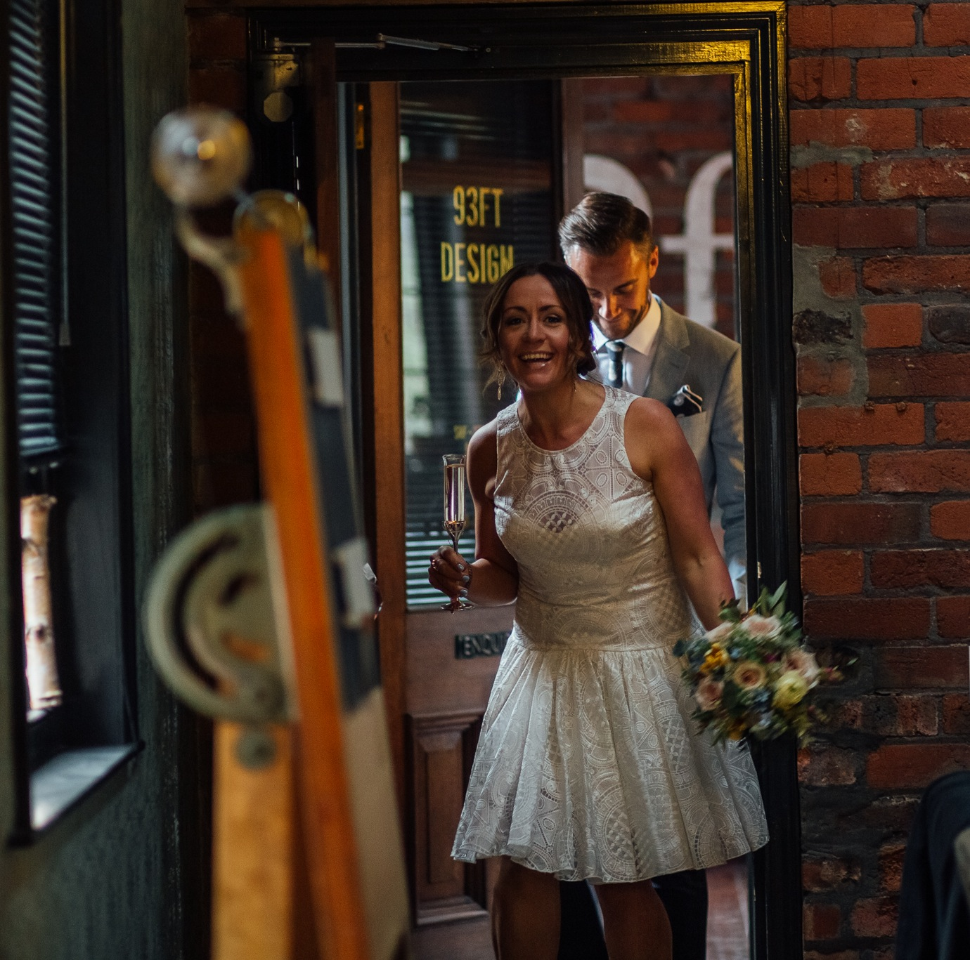 Real Weddings - Lovely Lorna & John - Image 3