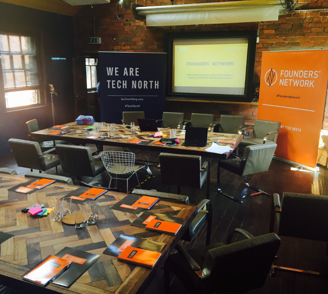 TechNorth - Founders' Network in the Meeting Room! - Image 1