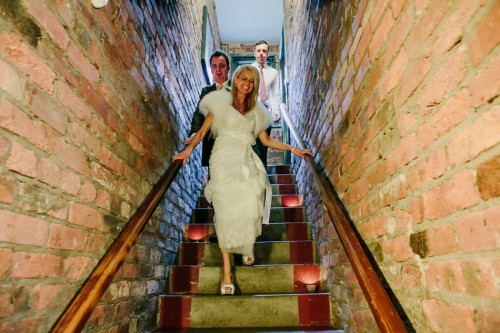 Tracey & Glenn - Weddings at The Chimney House - Image 2