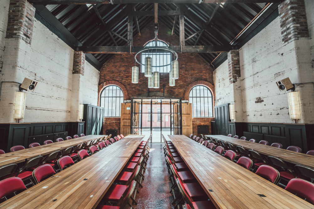the mowbray events space in sheffield