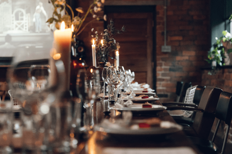 Award Winning Sheffield Events Venue For Luxury Wedding Receptions